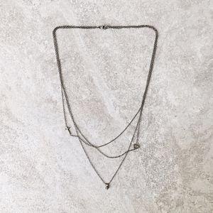 Chan Luu Triple Layer Necklace